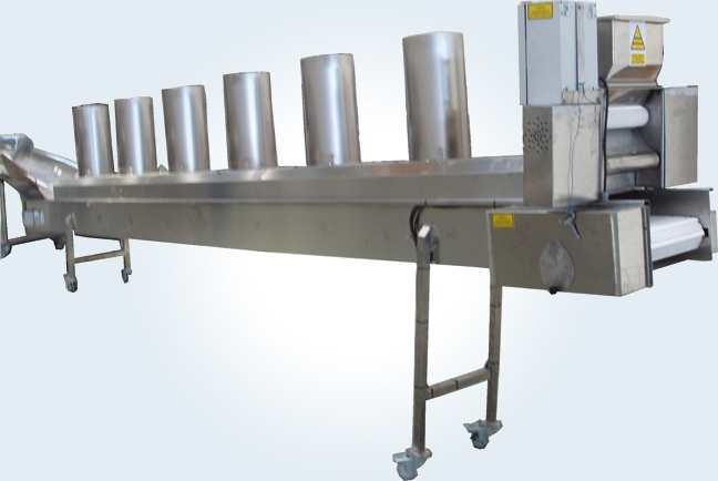 Industrial cooling systems 1