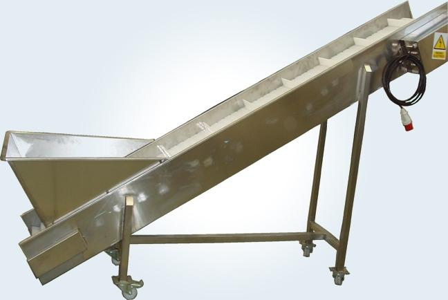 Inspection conveyor belts 1