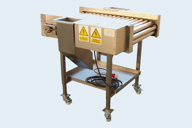 Inspection conveyor belts 3