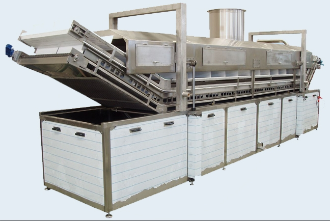 Continuous fryers 1