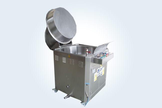 Commercial fryers 1