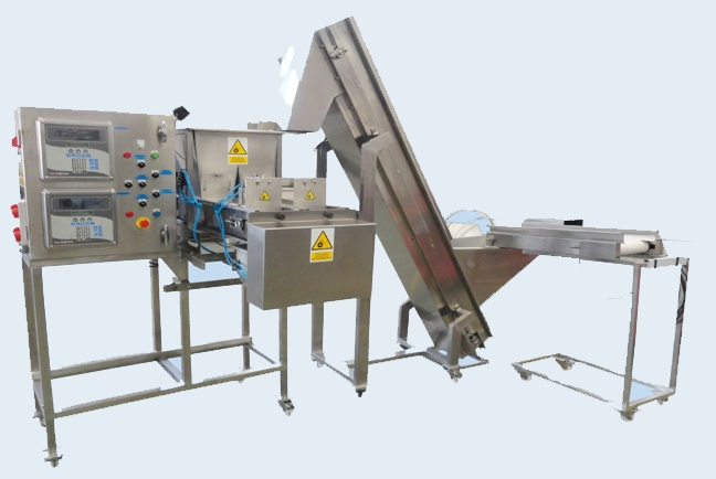 Auxiliary machines for processing potatoes 6