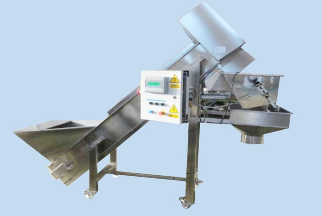 Auxiliary machines for processing potatoes 7