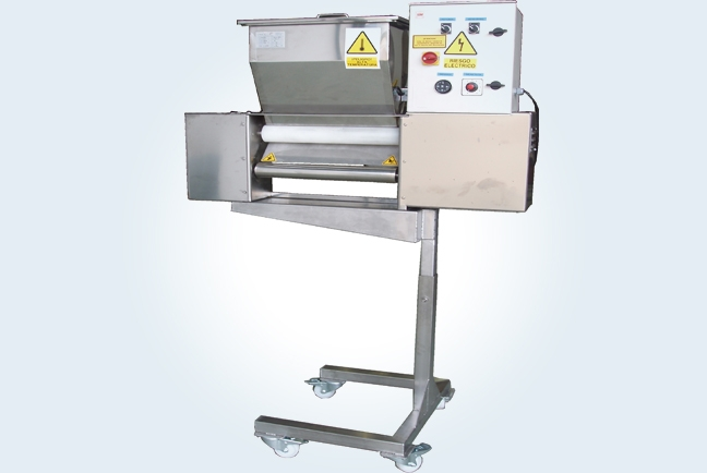 Commercial salters for potatoes 2