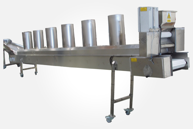 Conveyor belts for various processes 4