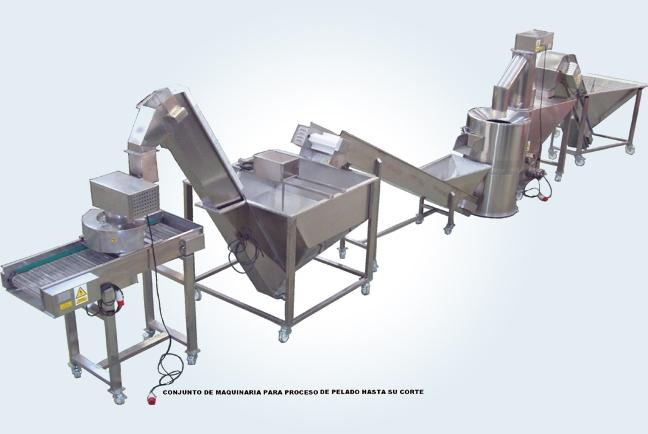 Inspection conveyor belts 5