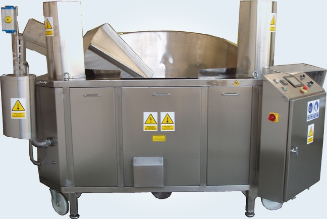 Commercial fryers 6