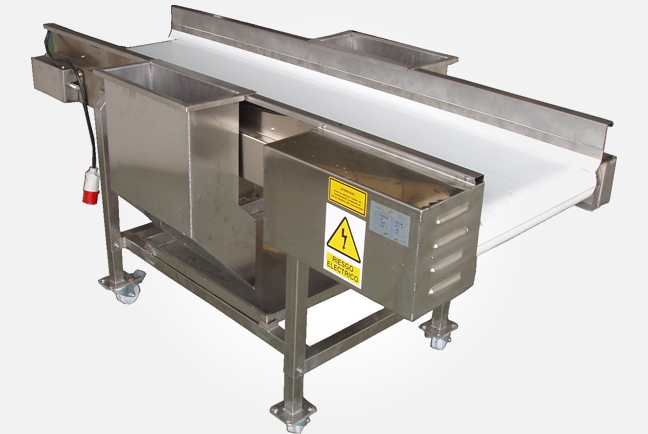Inspection conveyor belts
