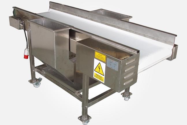 Inspection conveyor belts