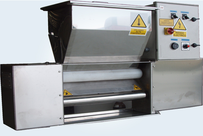 Commercial salters for potatoes