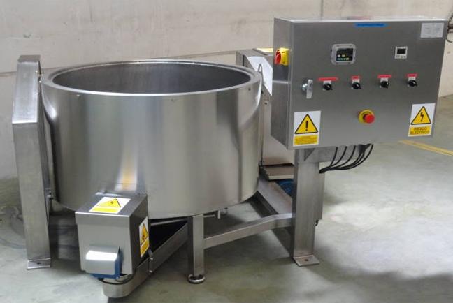 Centrifugadoras de productos fritos 1