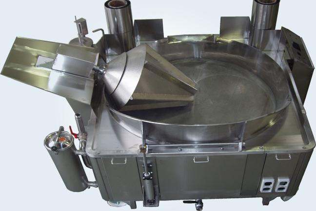 Freidoras industriales artesanales automatizadas 5