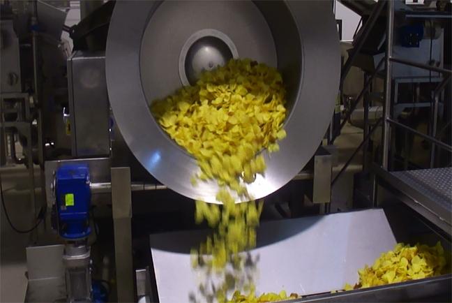 Centrifugadoras de productos fritos 3