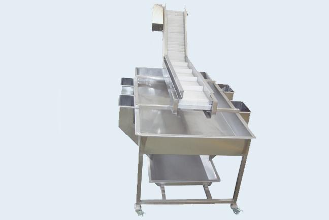 Otras maquinas auxiliares del procesado de la patata 5