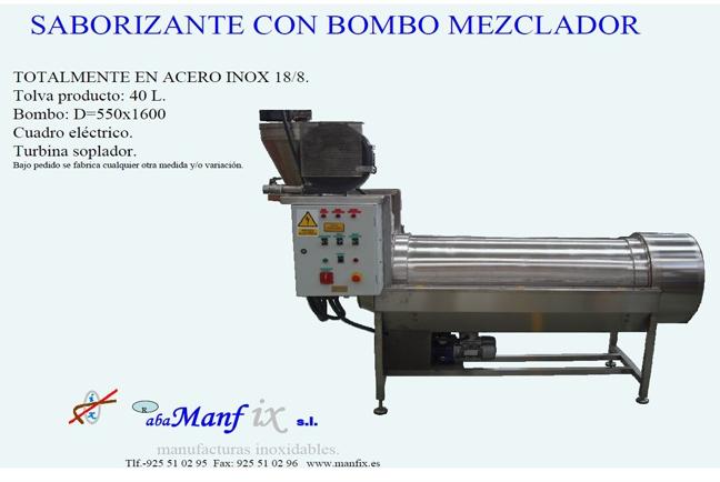 Otras maquinas auxiliares del procesado de la patata 9