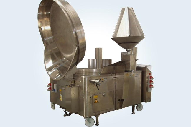 Freidoras industriales artesanales automatizadas 4