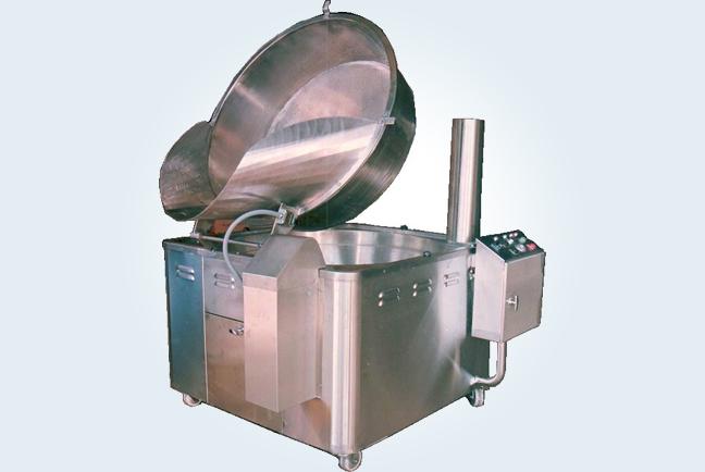 Freidoras artesanales automatizadas aba manfix for Freidora industrial